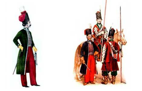 Забытые казачьи войска 78eae564
